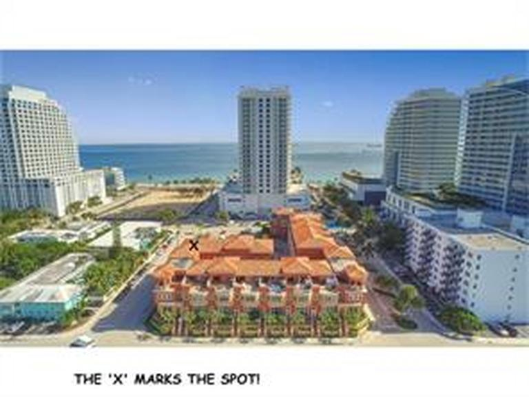 4 Story Fort Lauderdale Beach Town House – Live the Dream!!!